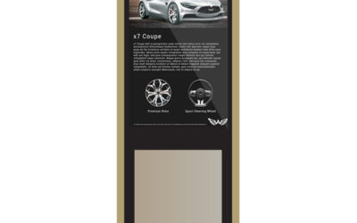 Gallery™ Regent Premium Display